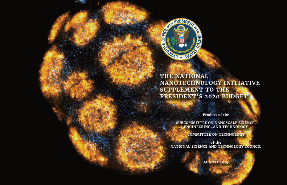 NNI Supplement to the President's 2020 Budget   Nano