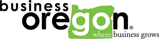 Biz grows in Oregon logo