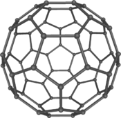depiction of buckyball