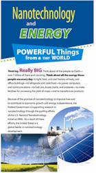energy brochure cover