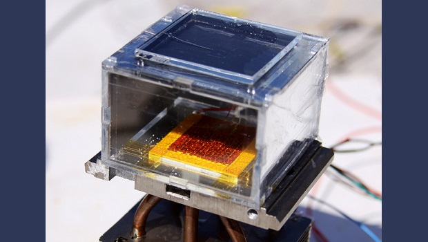 Solar Powered, Nano-Enabled Device Pulls Drinking Water Out of Air