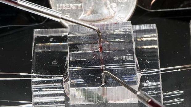 A Stopwatch for Nanofluids