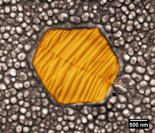 Graphene gets its stripes